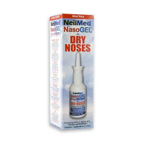 Zvlhčující sprej do nosu NasoGEL 30ml - NeilMed